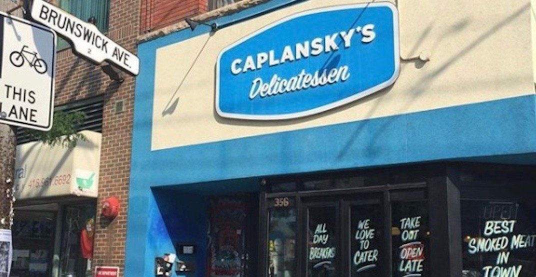 The OG Caplansky's Delilocation closes, owner 'heartbroken'