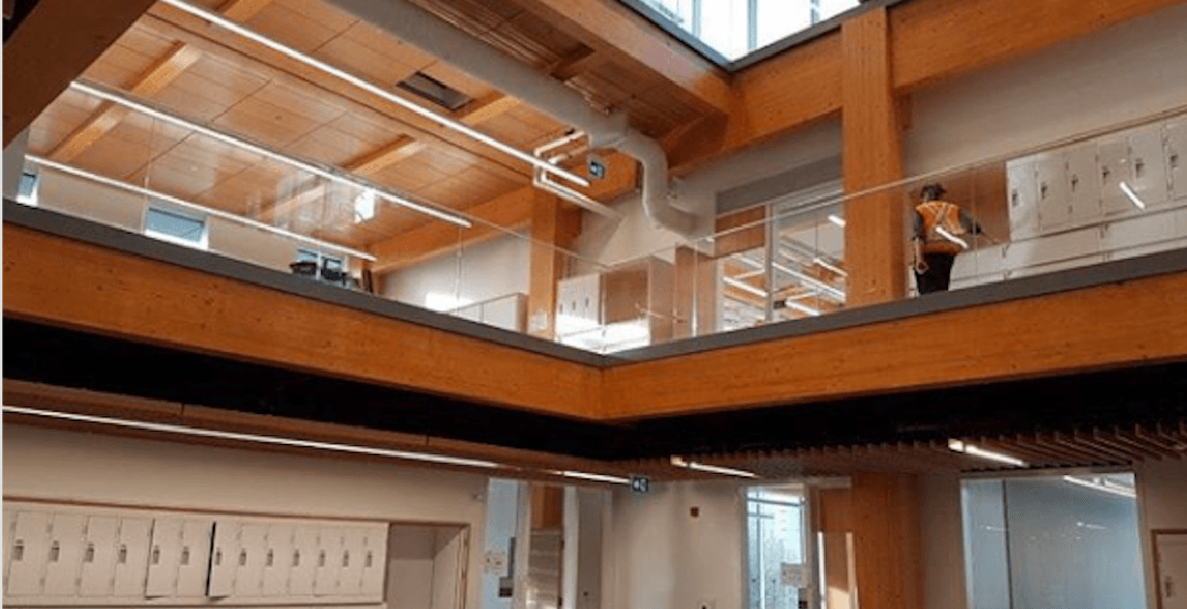New design school named for Lululemon founder opens in Richmond