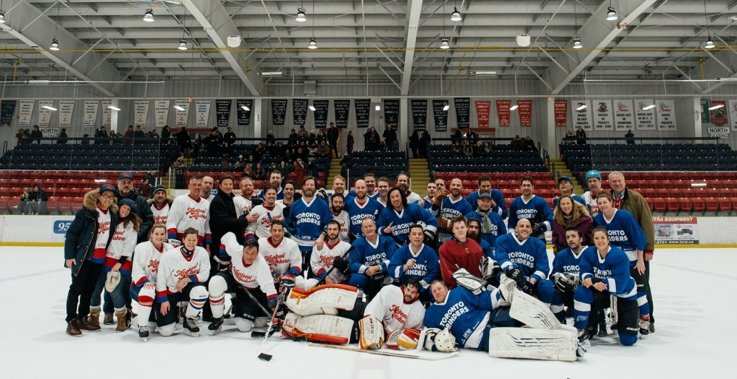 Toronto and Montreal chefs to face-off at Barn Burner Hockey Game