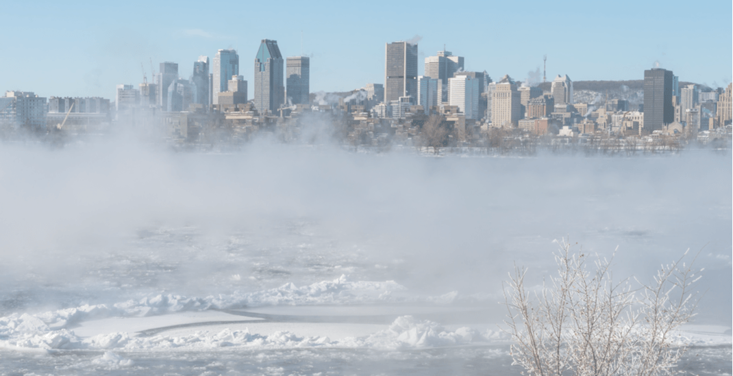 Smog warning remains in effect for Montreal today