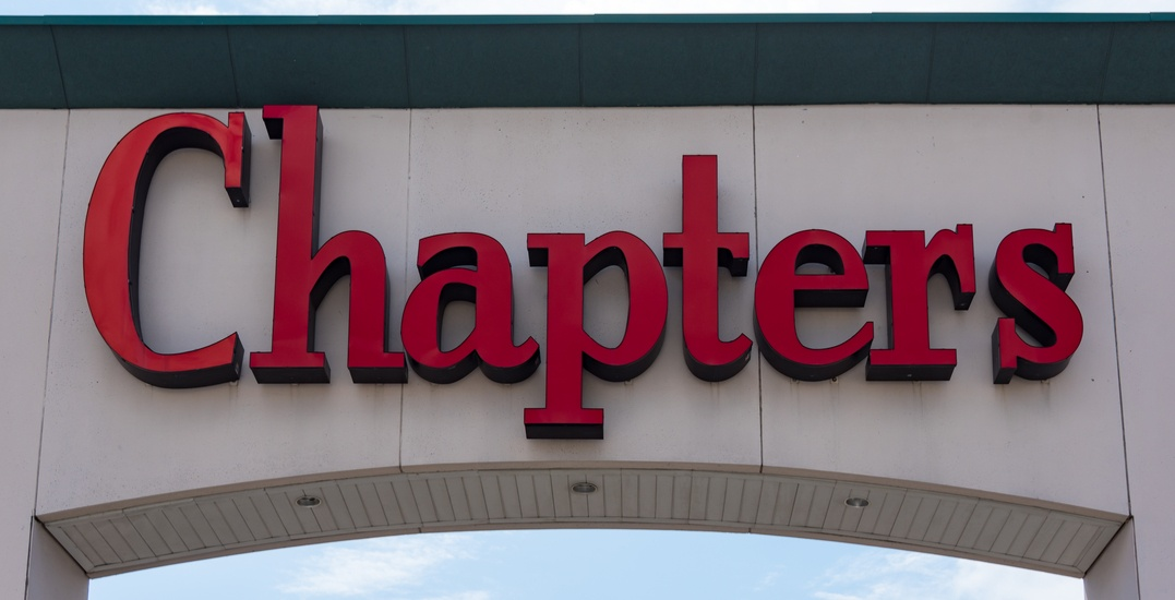 Chapters at Bayview Mall has closed its doors after 18 years of business