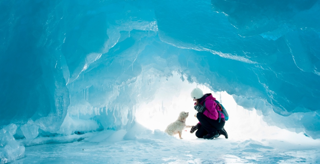 Ice caves are one of Ontario's most spectacular winter phenomenons (PHOTOS)