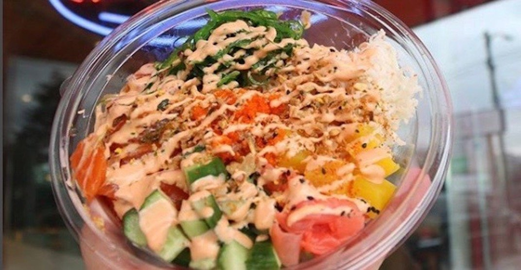 You can get $3 poke bowls in Vancouver next week