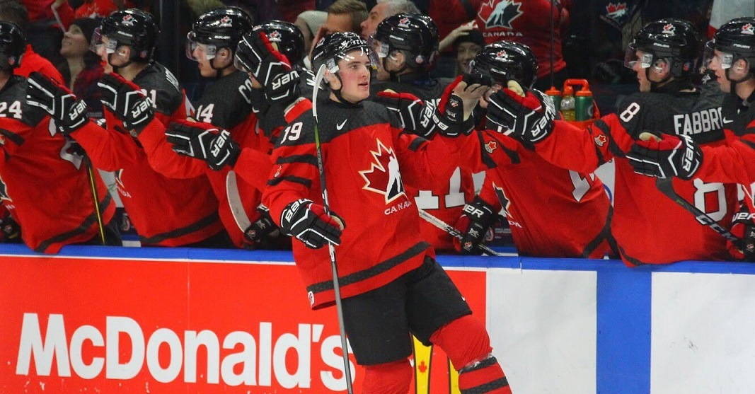 Canada to play for gold at World Juniors after dominant win over Czechs