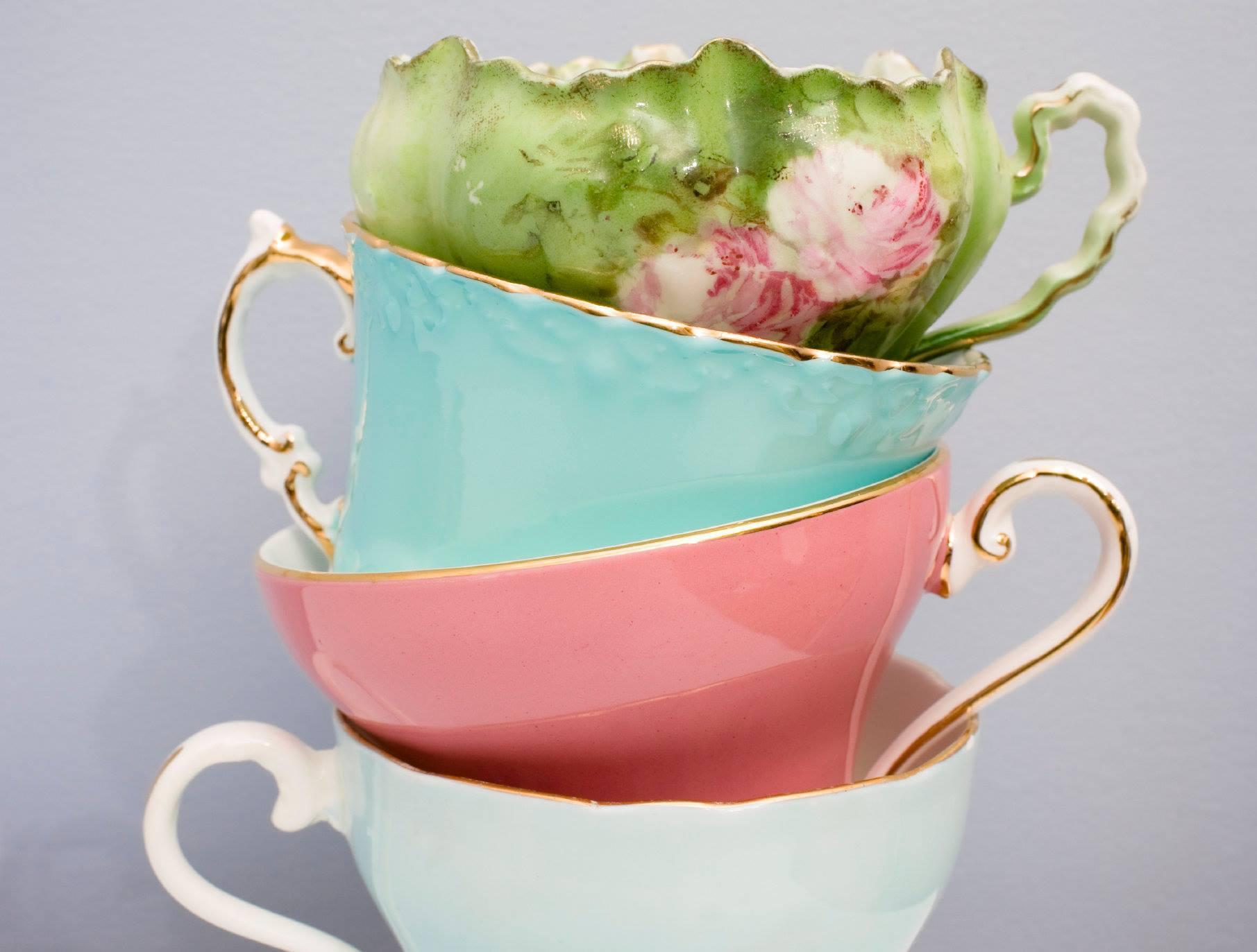 Montgomery's Inn tea cup