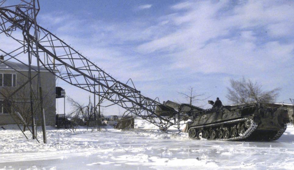 1998 Ice storm