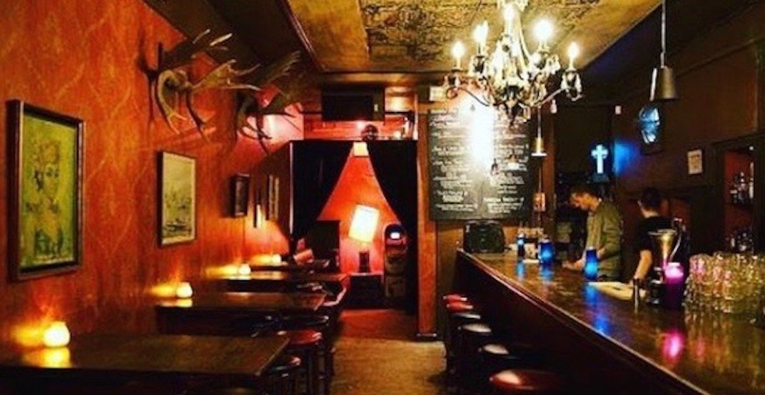 22 unreal hidden bars and restaurants in Vancouver