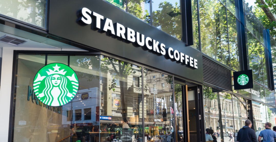 "Starbucks Canada is temporarily closing stores in ""high-social gathering"" locations"