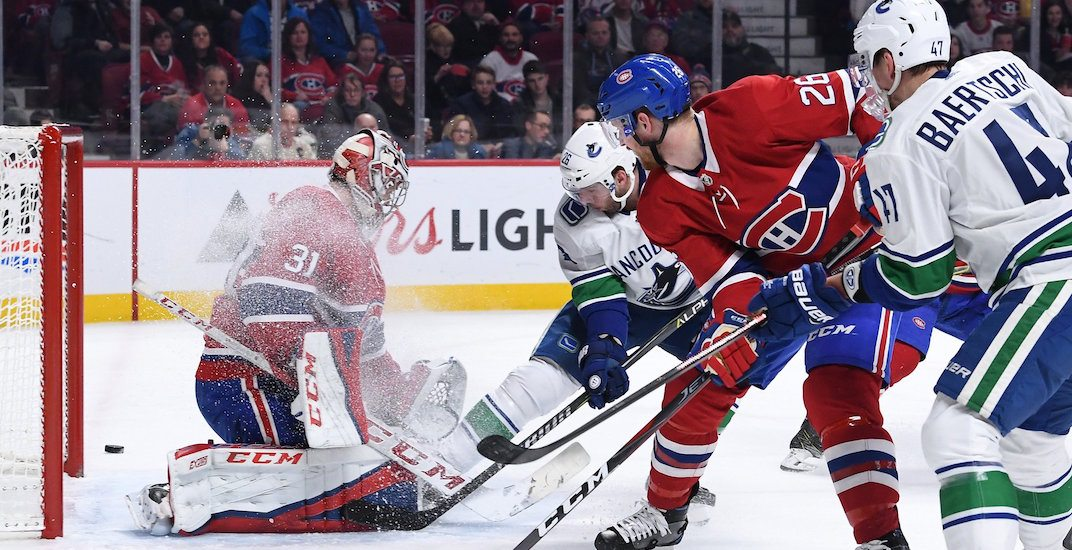 SixPack: Boeser shines in Canucks loss to Canadiens