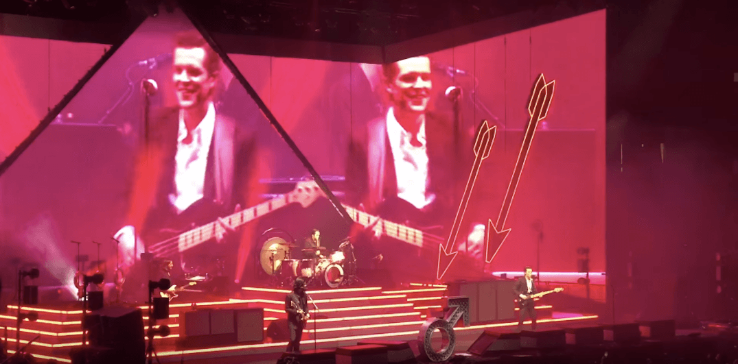 The Killers invite Toronto fan onstage to play drums during concert (VIDEO)