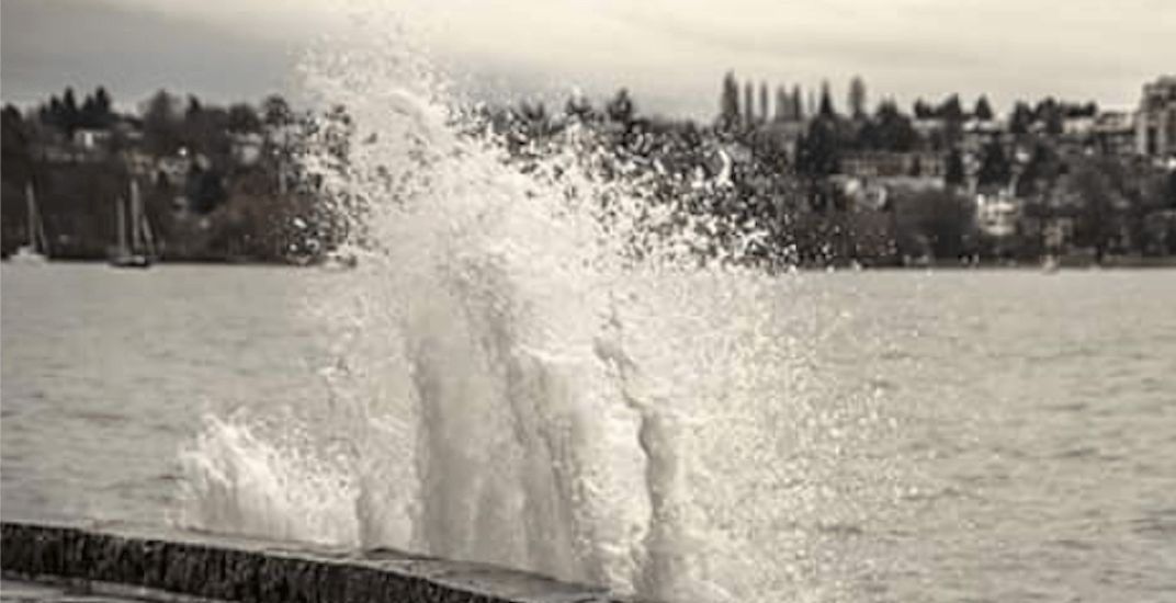 27 majestic photos of King Tides in Metro Vancouver