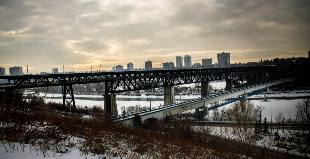 Flurries in the forecast followed by sunny skies this week in Edmonton
