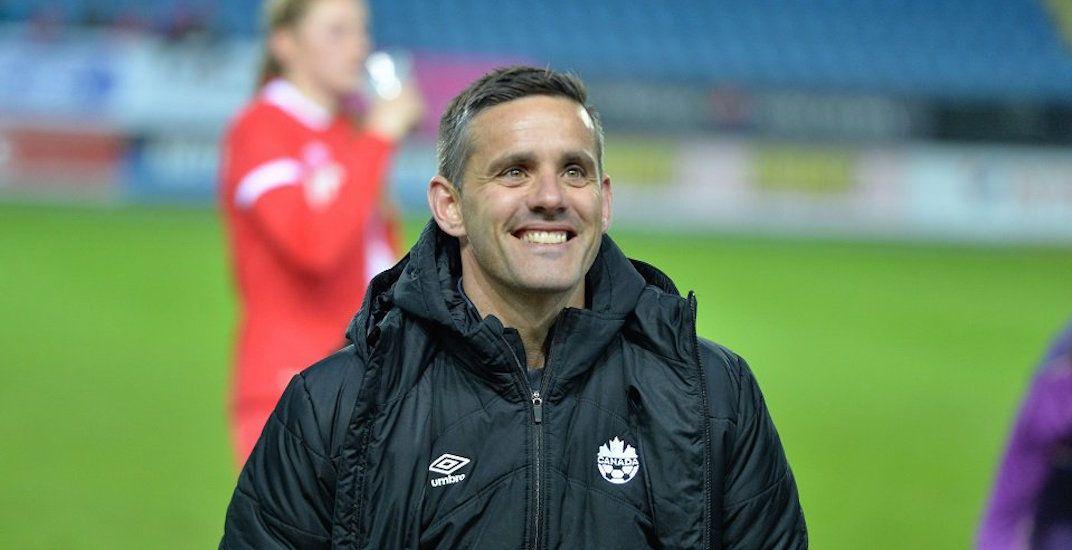 Changing sides: Herdman named head coach of Canadian men's national soccer team