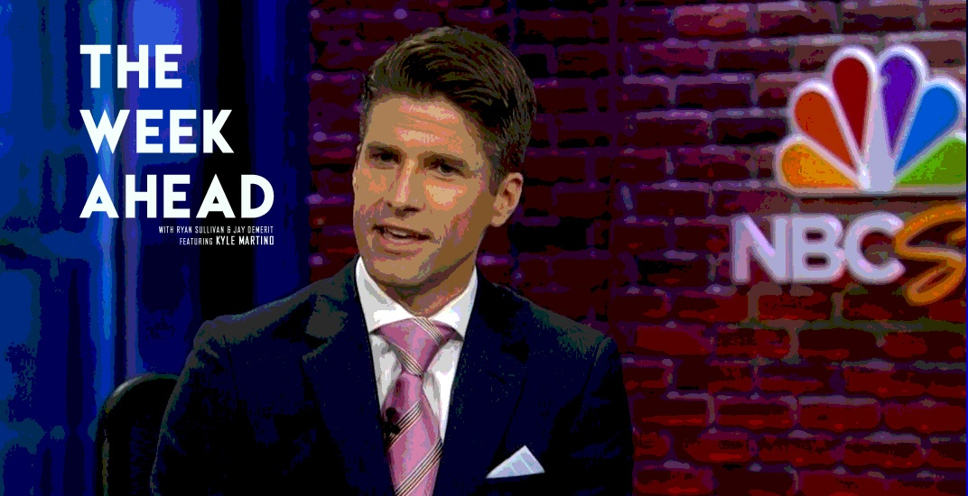 The Week Ahead: US Soccer President hopeful Kyle Martino of NBC Sports checks in