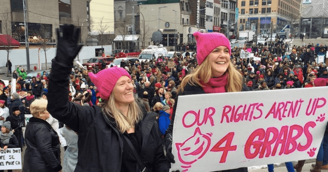 March planned in Montreal for anniversary of Women's March on Washington