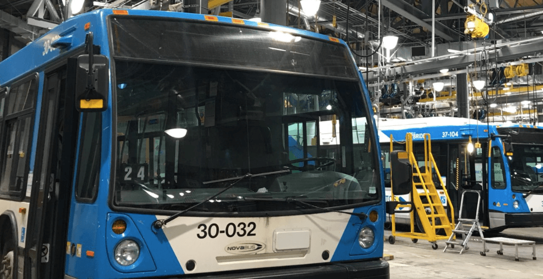 Montreal will add 300 hybrid buses to the streets by 2020