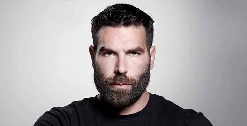 Dan Bilzerian at Drai's Vancouver for Green Axis cannabis brand launch