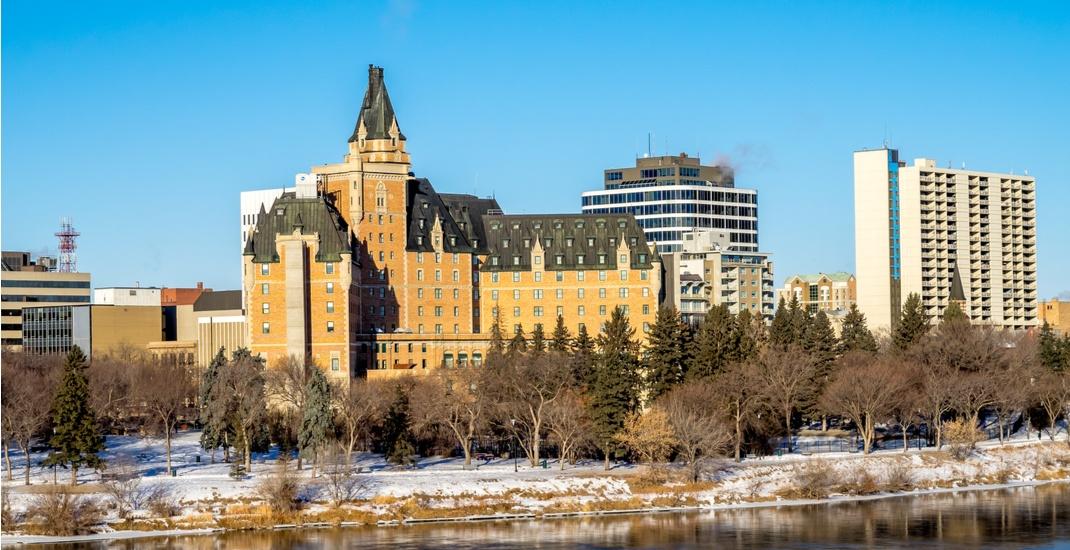 Saskatoon skyline jeff whyteshutterstock