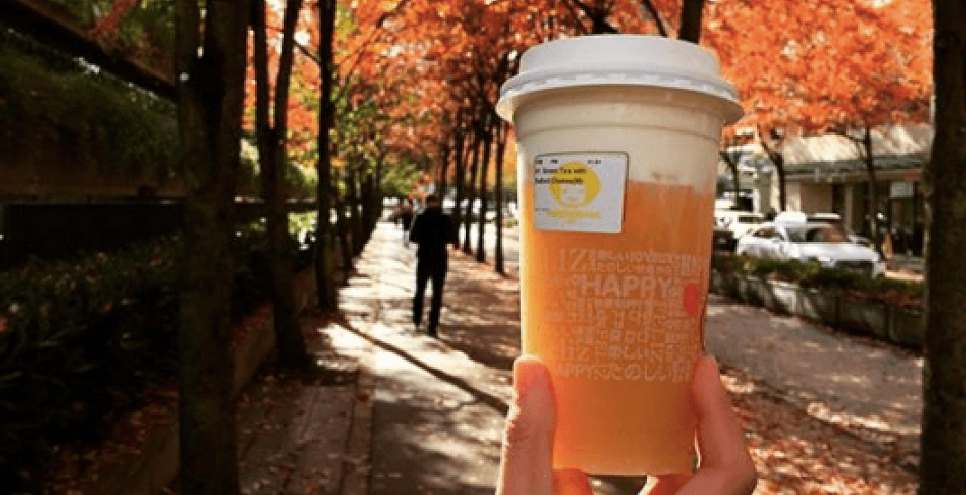 Forget Matcha or Mango: Vancouver shop serving 'Salted Cheese' bubble tea