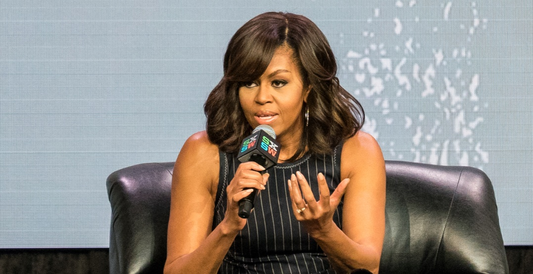Tickets to see Michelle Obama speak in Vancouver are already sold out