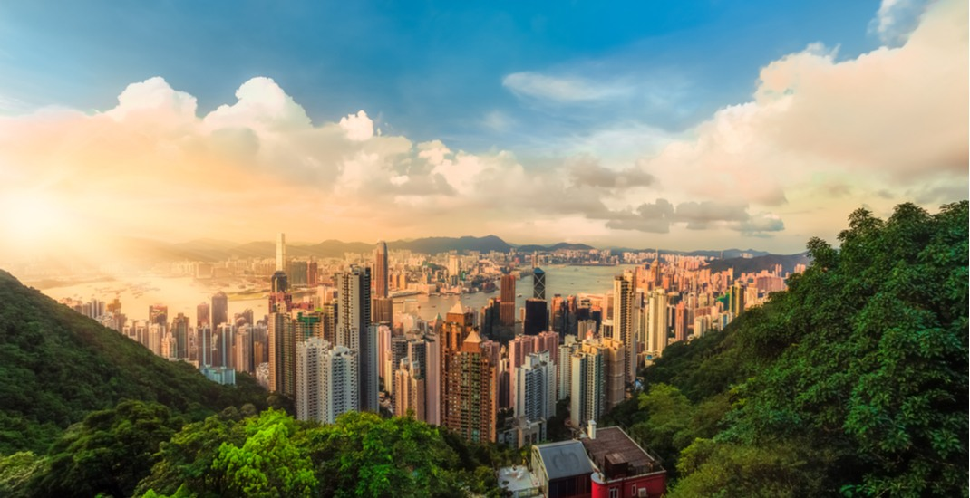 You can fly from Toronto to Hong Kong for $620 return this winter