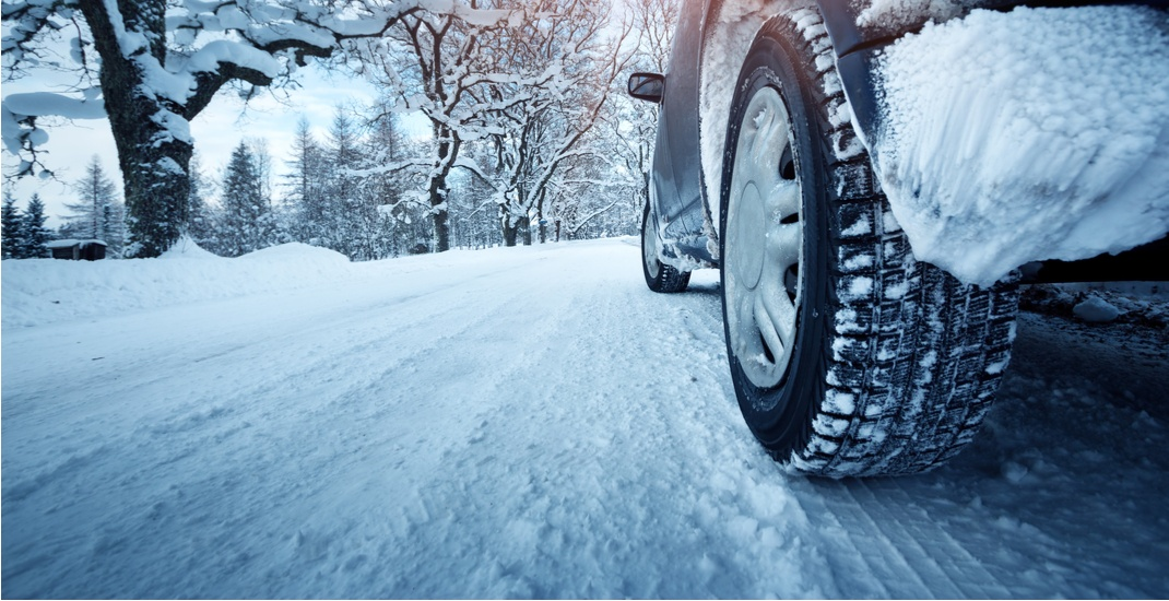 Winter Tires Vancouver >> Winter Tires Required On Bc Mountain Highways Starting This Monday