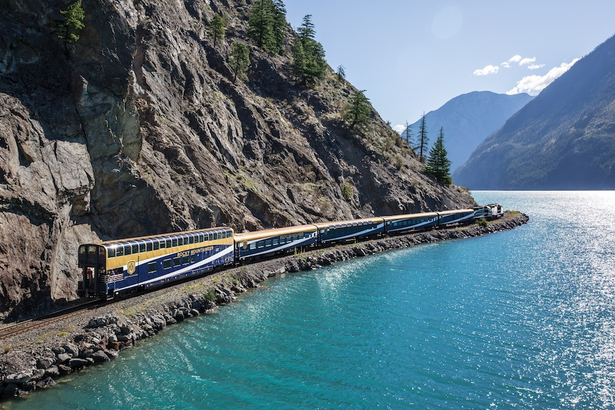 Dine Out Rocky Mountaineer