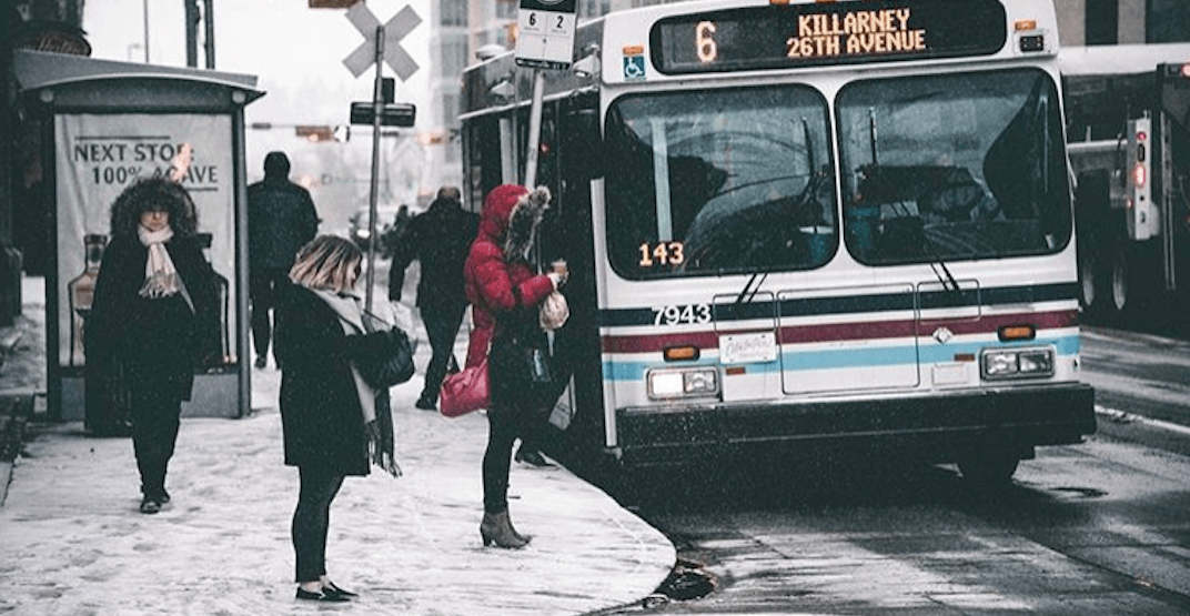 Here's what to do if you see someone caught out in the Calgary cold