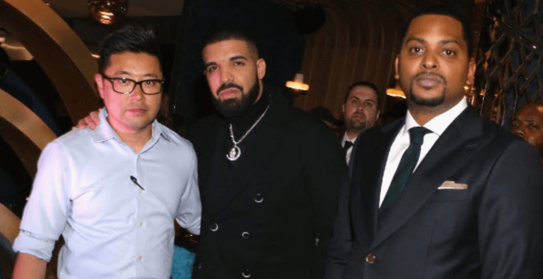 Drake antoniopark