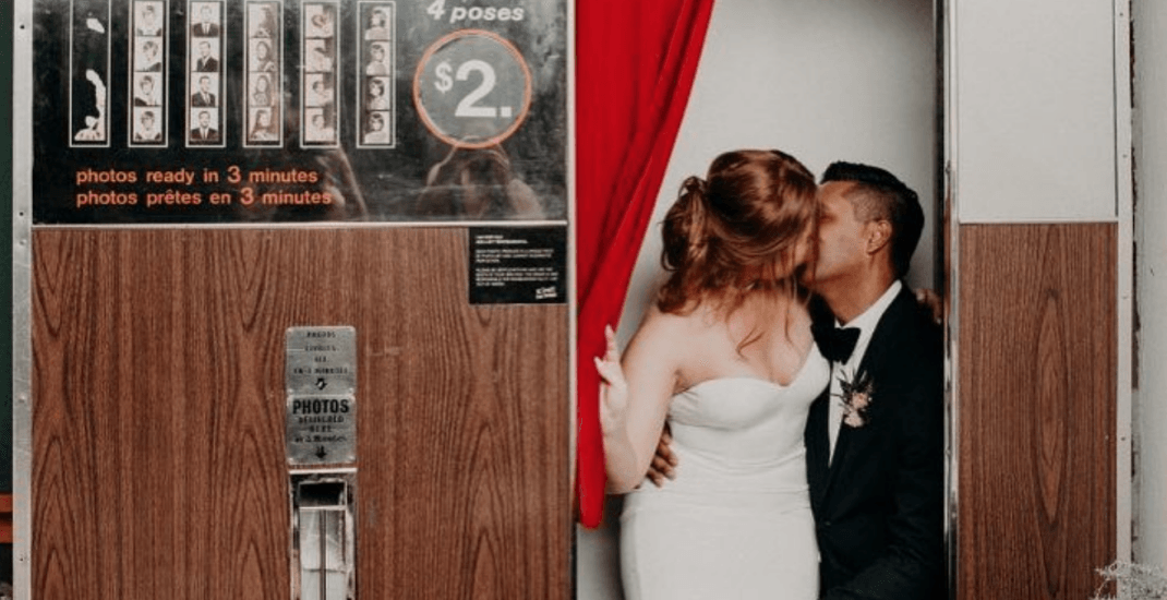 You can get married at this pop-up wedding chapel in Toronto this February
