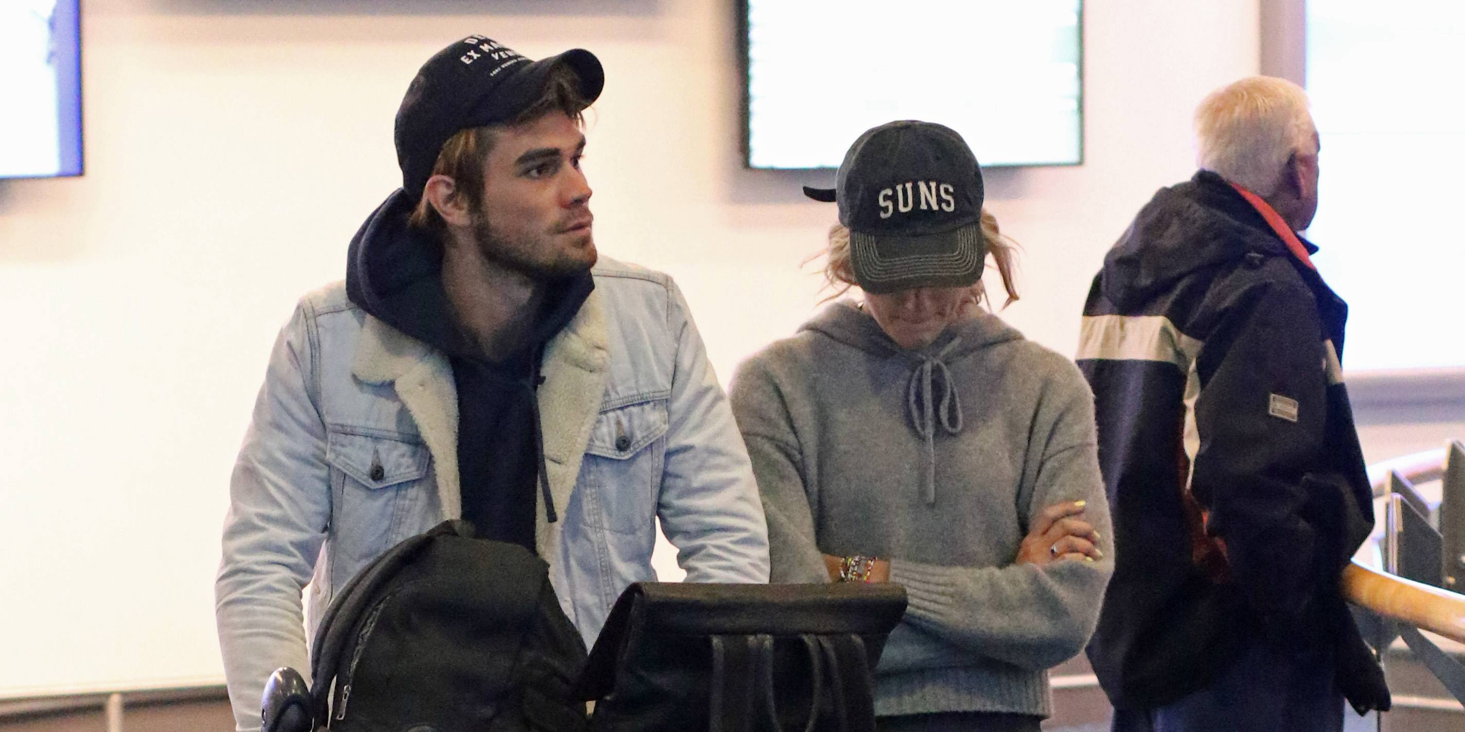 Spotted: KJ Apa arrives back in Vancouver to film 'Riverdale' (PHOTOS)