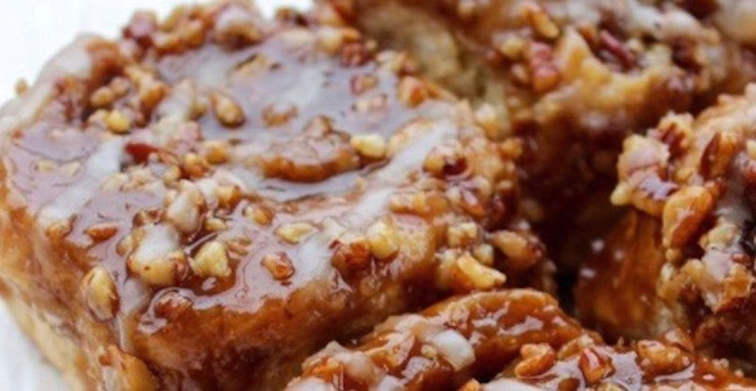 Cartems now makes cinnamon buns and we can all die happy (PHOTOS)