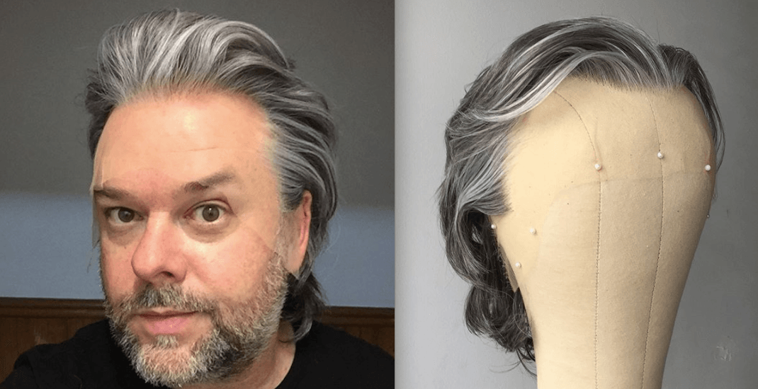 This Montreal man has gone viral for his incredible wigs