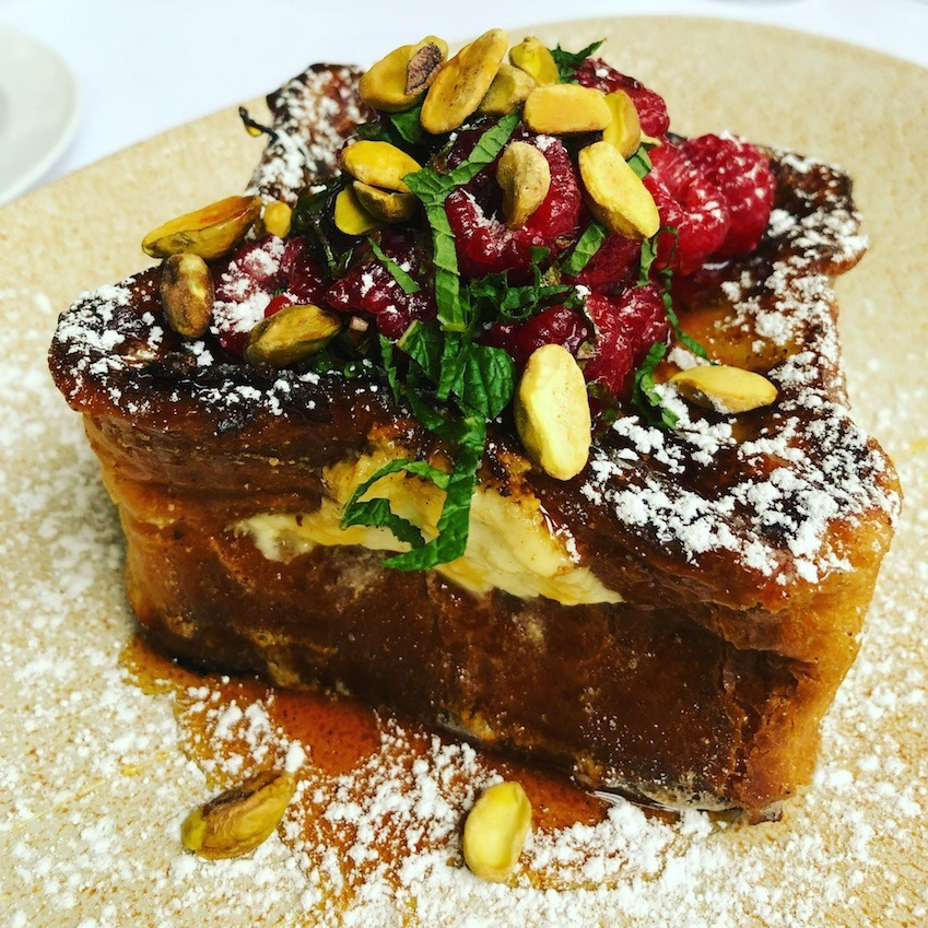 Water St Cafe now offers brunch