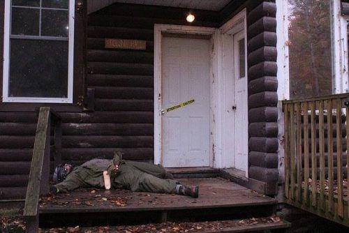 Zombie Survival camp