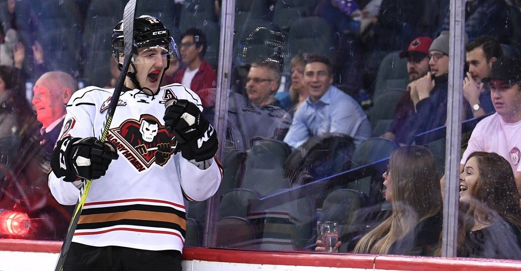 6 Reasons To Pick The Calgary Hitmen For Your Hockey Viewing
