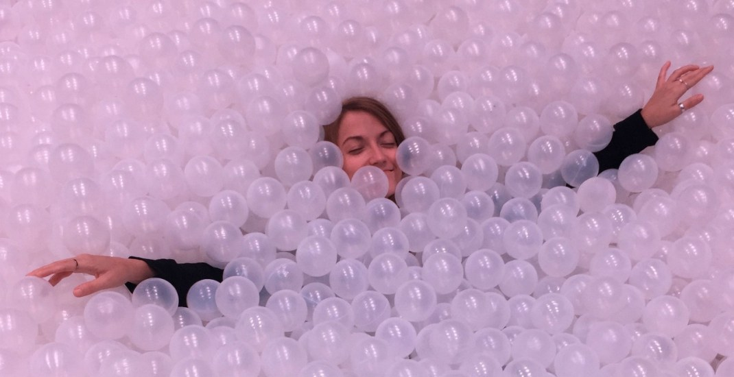 An epic ball pit party with 1,000,000 balls is coming to Canada this summer