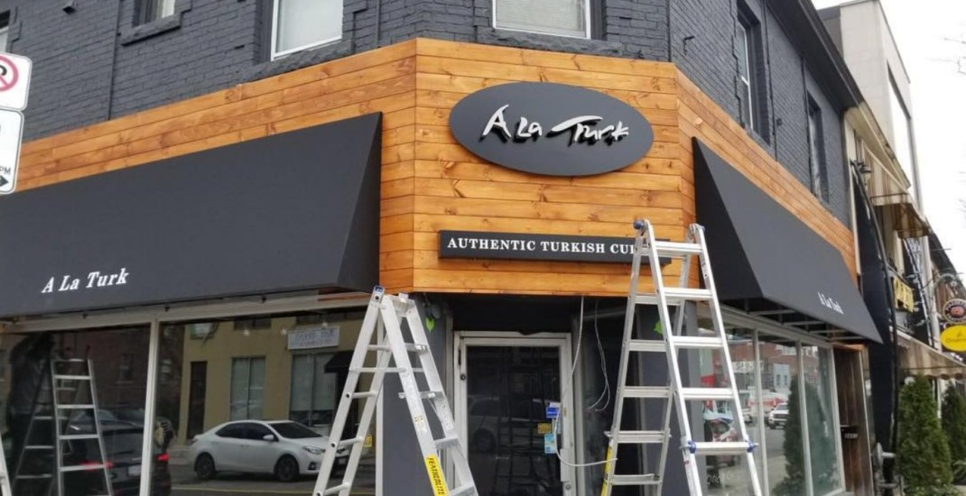 A new spot for authentic Turkish food is opening soon in Toronto