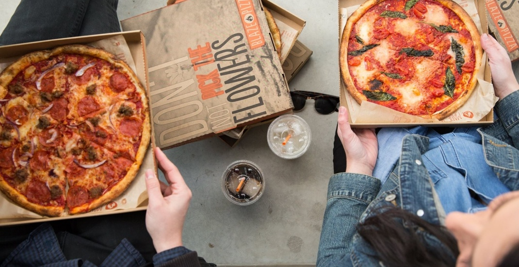 Blaze Pizza is opening three more Alberta locations