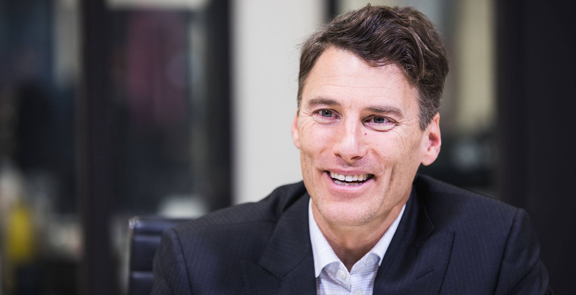 Gregor Robertson: 'It's the right time for me to shift out as Vancouver Mayor'