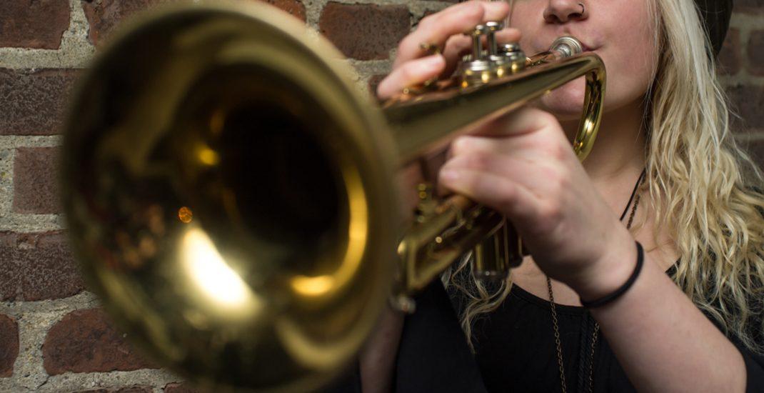 Jazz horn