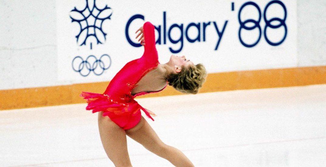 Elizabeth manley calgary 1988 olympics