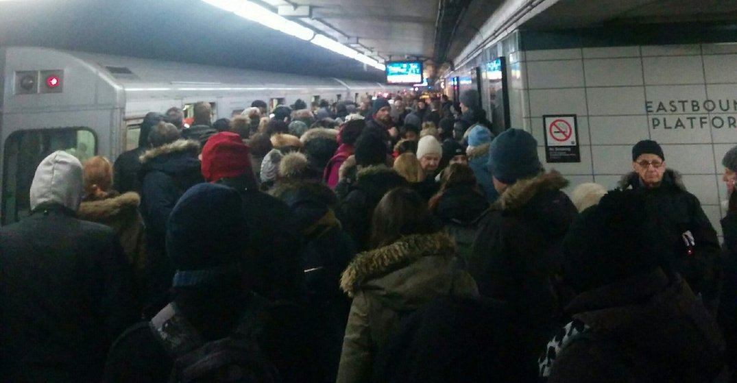 Transit advocates handing out 'overcrowding kits' on TTC ahead of board meeting