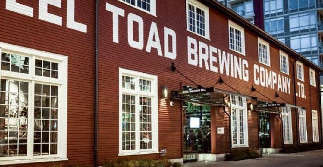 Steel Toad Brewpub is closing its doors at the end of this month
