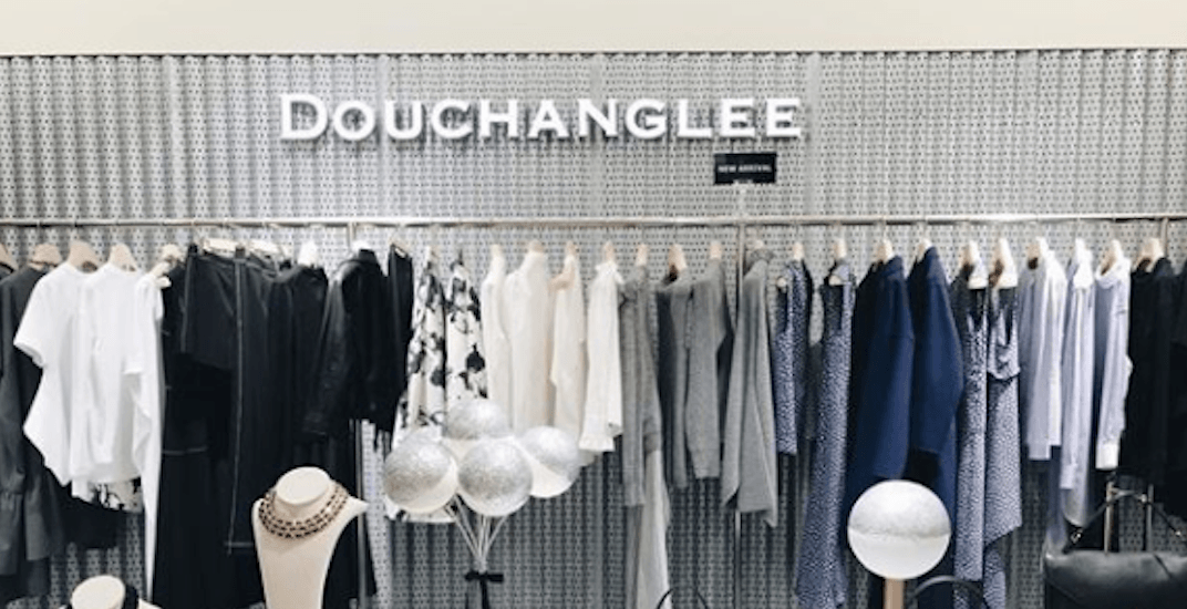 Taiwanese fashion brand Douchanglee opening first Canadian store at Park Royal Mall