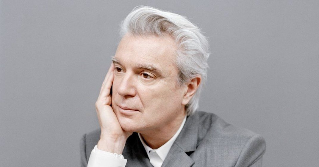 David Byrne Calgary 2018 concert at Southern Alberta Jubilee Auditorium