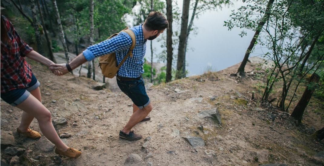 Hiking goals / Shutterstock