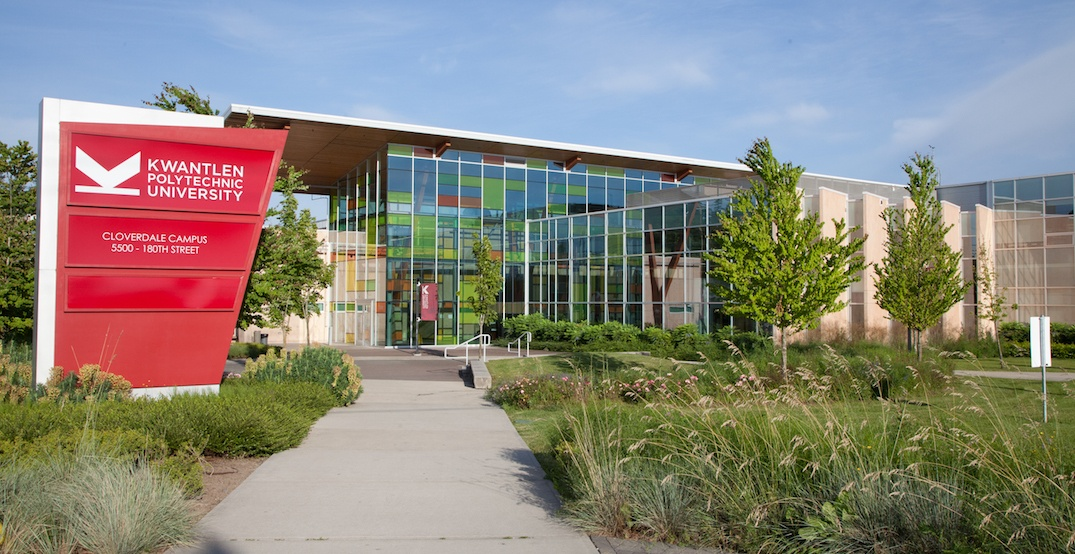 RCMP clear all 5 Kwantlen Polytechnic University campuses following threat