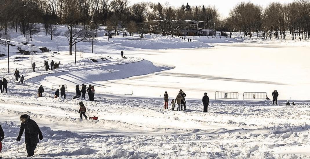 Mount Royal's Beaver Lake natural skating rink has officially closed