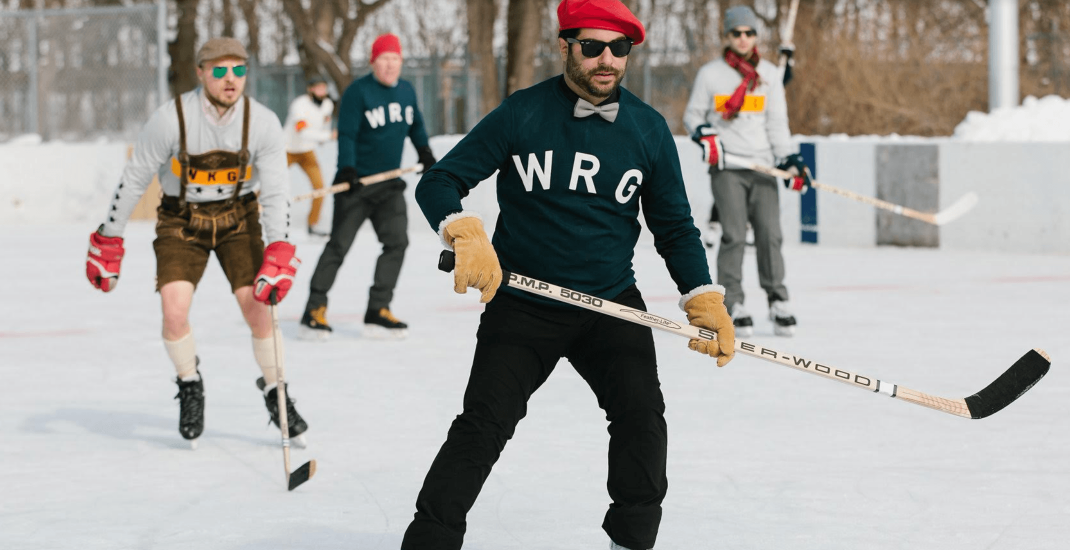 Montreal's fanciest hockey tournament returns next month